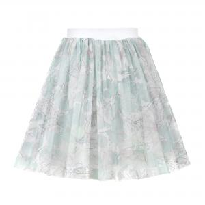 TULLE SKIRT- SPECIAL MOMENTS LEAVES