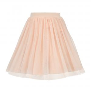 TULLE SKIRT- APRICOT